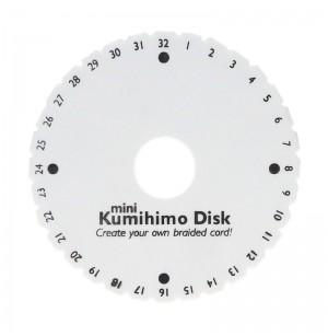 Kumihimo korong