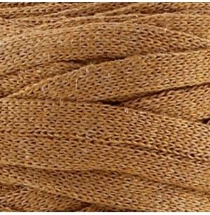 Ribbon XL karamell spagetti fonal