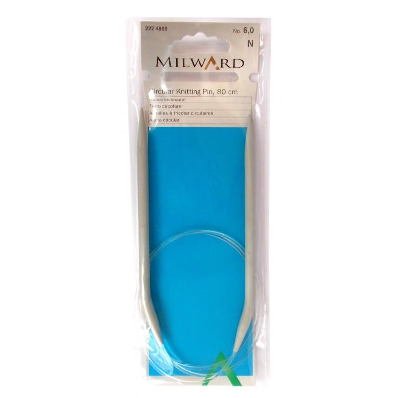 Milward 6 mm-es körkötőtű
