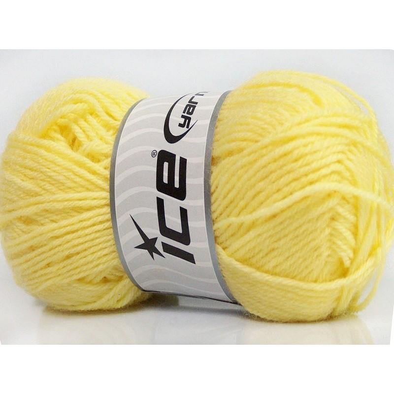 Derby Wool világossárga