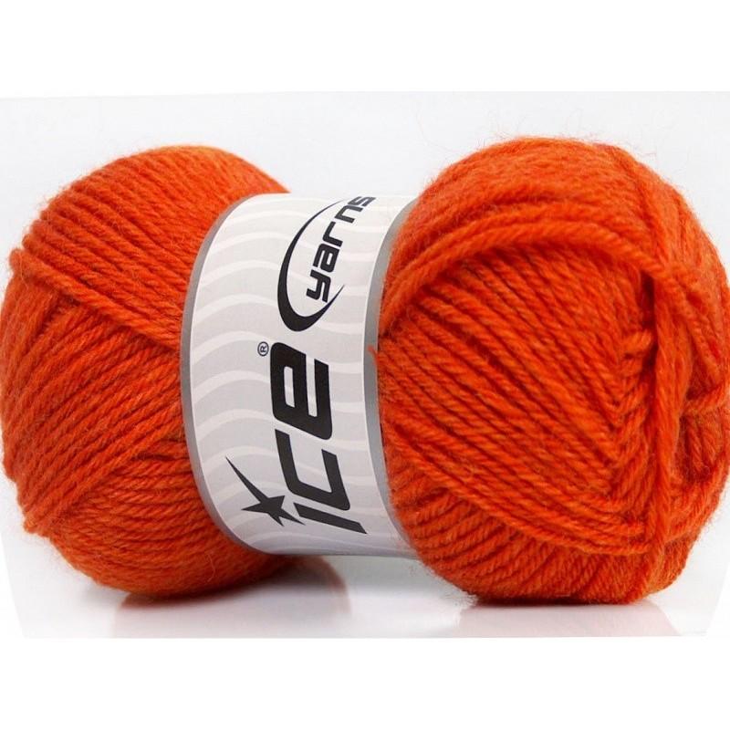 Derby Wool narancs