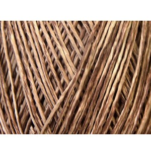 Onice Viscose fonal barna-krém