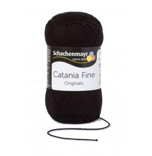Catania Fine fekete 1001