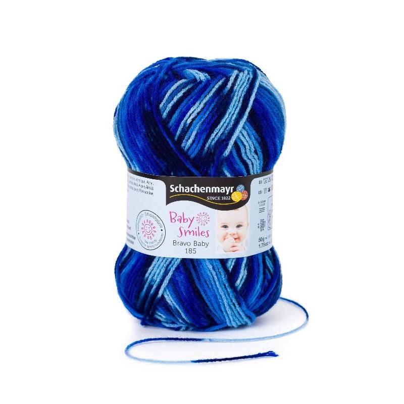 Bravo Baby 185 kék color