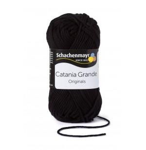 Catania Grande fekete fonal 3110