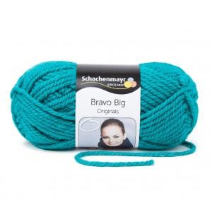 Bravo Big smaragd téli fonal
