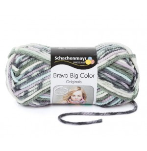 Bravo Big Color pasztel- szürke 00090
