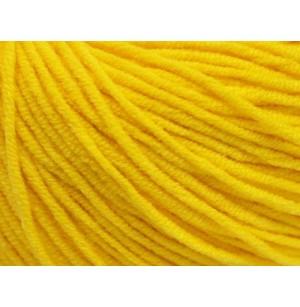 Alara sárga pamut fonal