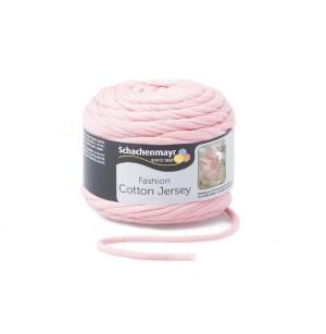 Cotton Jersey rózsaszín 00035