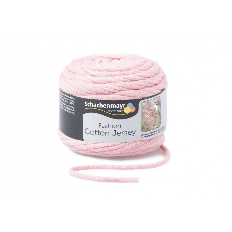Cotton Jersey rózsaszín csőfonal