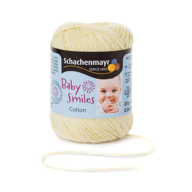 Baby Smiles Cotton vanília babafonal