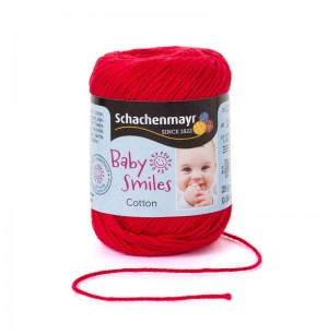 Baby Smiles Cotton piros 1030