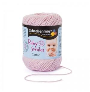 Baby Smiles Cotton babarózsaszín pamut fonal