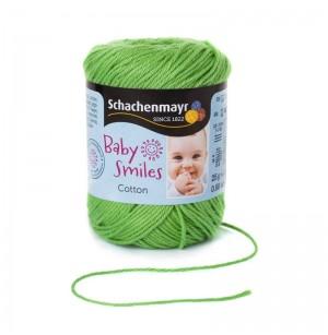Baby Smiles Cotton almazöld 1072