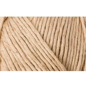 Soft Linen Mix homok színű fonal