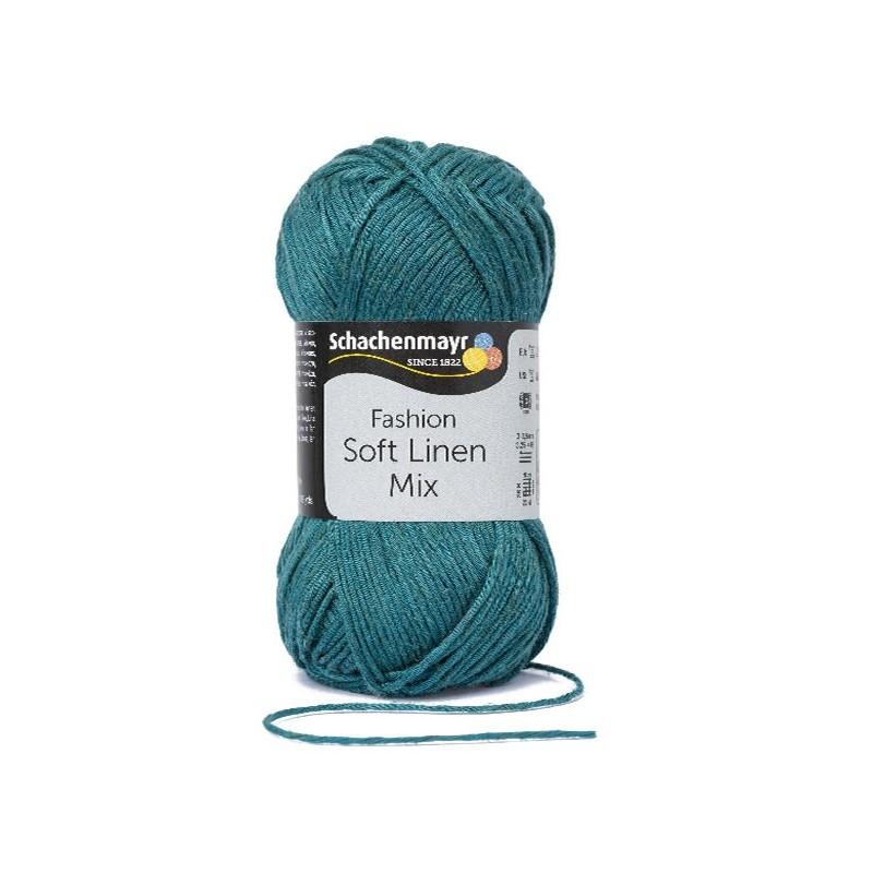 Soft Linen Mix len fonal