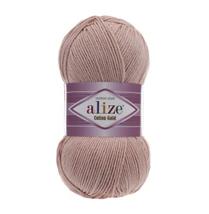 Cotton Gold 161 púder rózsaszín