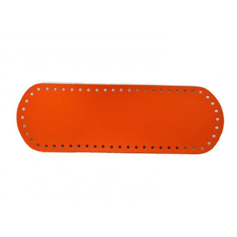Narancssárga táska alap 10x30 cm