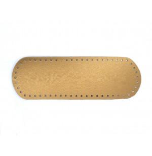 Arany táska alap 10x30 cm