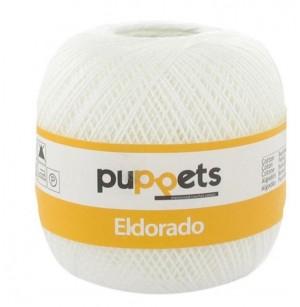 Eldorado horgolócérna fehér (10-es) 7001