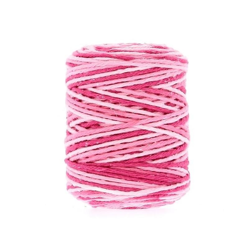 Eco Barbante spárgafonal Roseberry Crunch