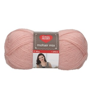 Mohair Mix pink