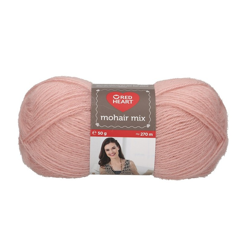 Mohair Mix pink