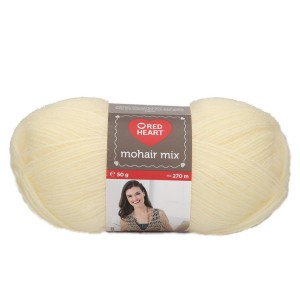 Mohair Mix krém 00256