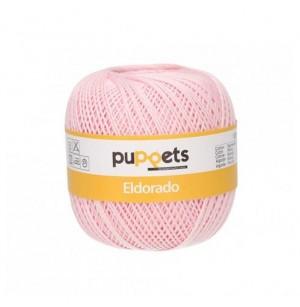 Eldorado horgolócérna világos rózsaszín (10-es) 7510
