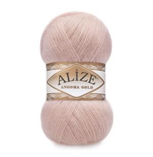 Angora Gold 161 púder rózsaszín