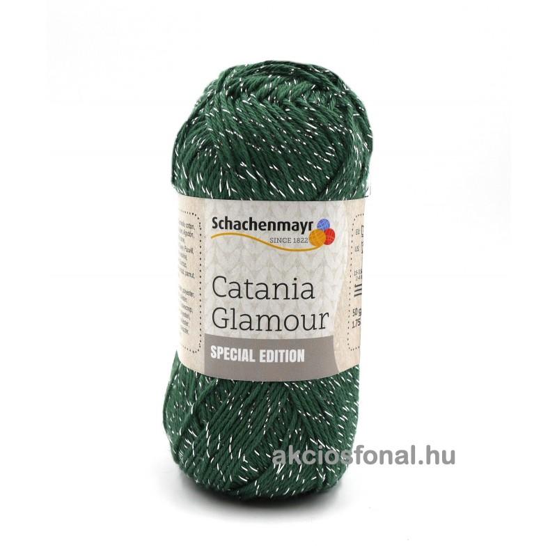 Catania Glamour sötétzöld