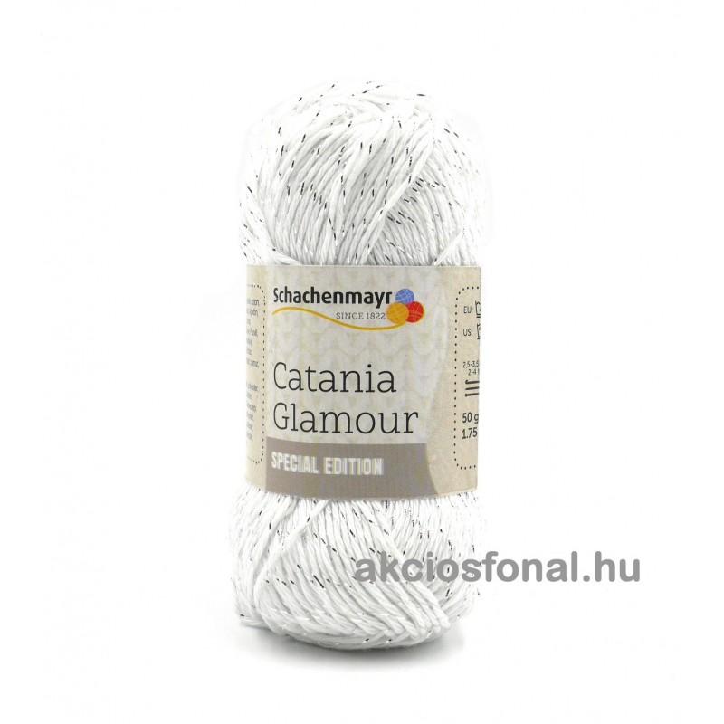 Catania Glamour fehér