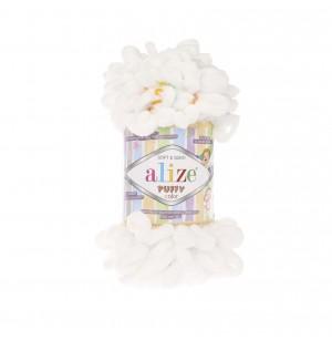 Puffy Color fehér-szivárvány