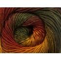 Primadonna réz-sötétzöld-arany