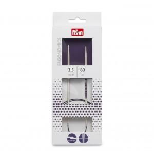 Prym ergonomikus körkötőtű 3,5 mm (80cm)