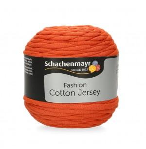 Cotton Jersey terrakotta 00025