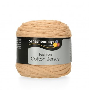 Cotton Jersey homok 00010