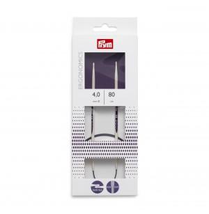 Prym ergonomikus körkötőtű 4 mm (80cm)
