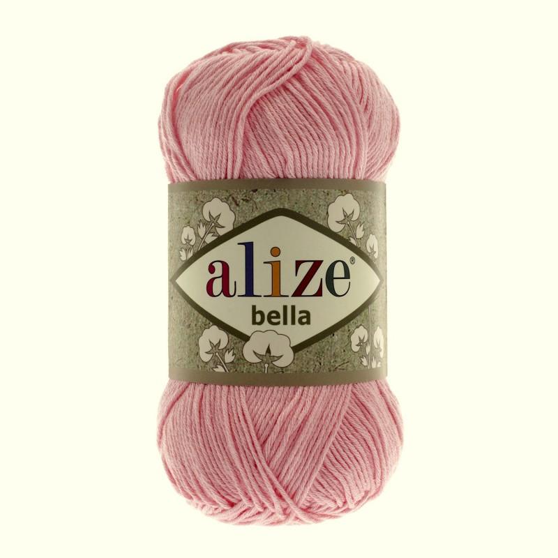 Bella 32 világos rózsaszín
