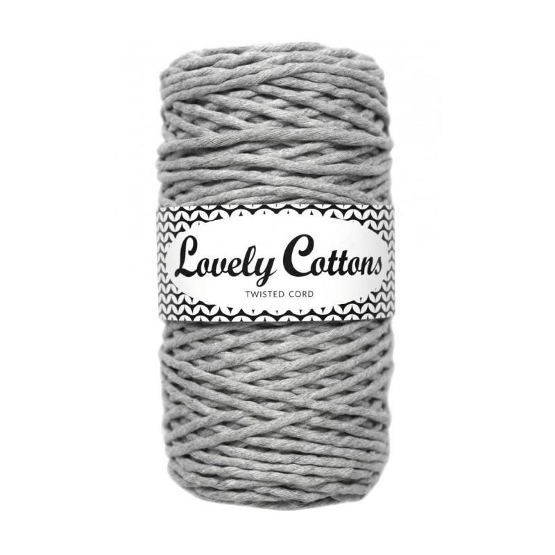 Lovely Cottons Twisted Cord világosszürke