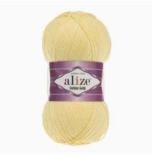 Cotton Gold 187 világossárga