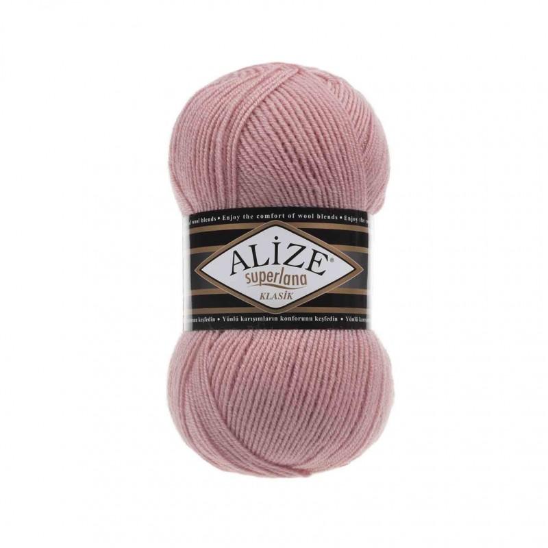 Superlana Klasik 161 halvány rózsaszín