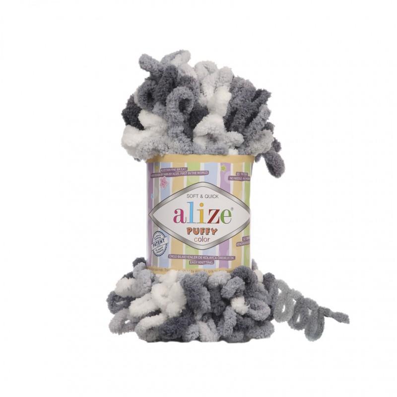 Puffy Color fehér-szürke árnyalataiban