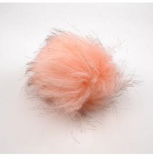 Rózsaszín pompon