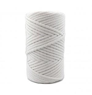 Zelenka Soft Cord fehér (6 mm)