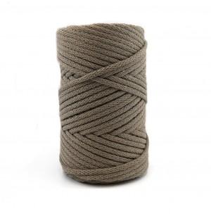 Zelenka Soft Cord kávébarna  (6 mm)
