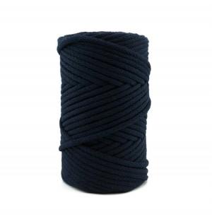 Zelenka Soft Cord tengerészkék (6 mm)