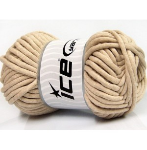 Tube Cotton bézs