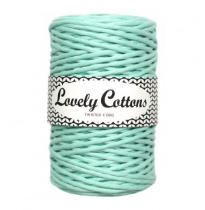 Twisted Cord menta (3 mm/100m)