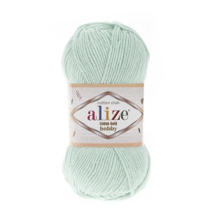 Cotton Gold Hobby 522 aqua